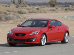 Genesis Coupe 2008-2010