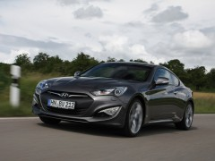 Genesis Coupe 2011-